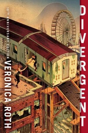Divergent 10th Anniversary Edition  (Divergent Series # 1)