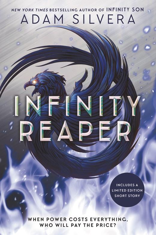 Infinity Reaper (Infinity Cycle #2)