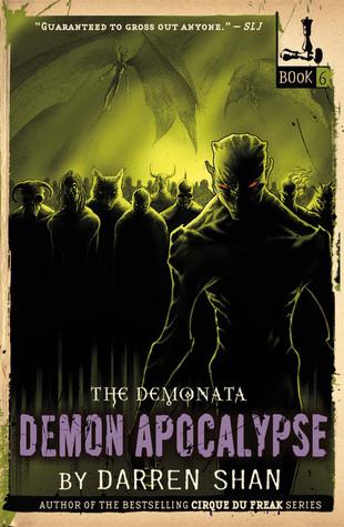 Demon Apocalypse (The Demonata #6)