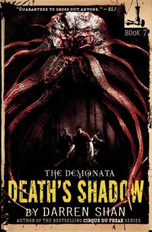 Death's Shadow (The Demonata #7)