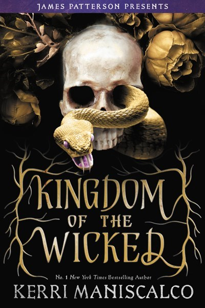 Kingdom Of The Wicked (Kingdom of the Wicked #1)