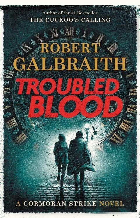 Troubled Blood (International) Cormoran Strike #5)