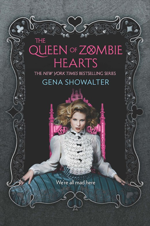The Queen Of Zombie Hearts (The White Rabbit Chronicles #3)