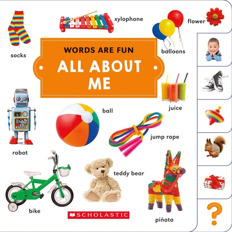 All About Me (Words Are Fun)