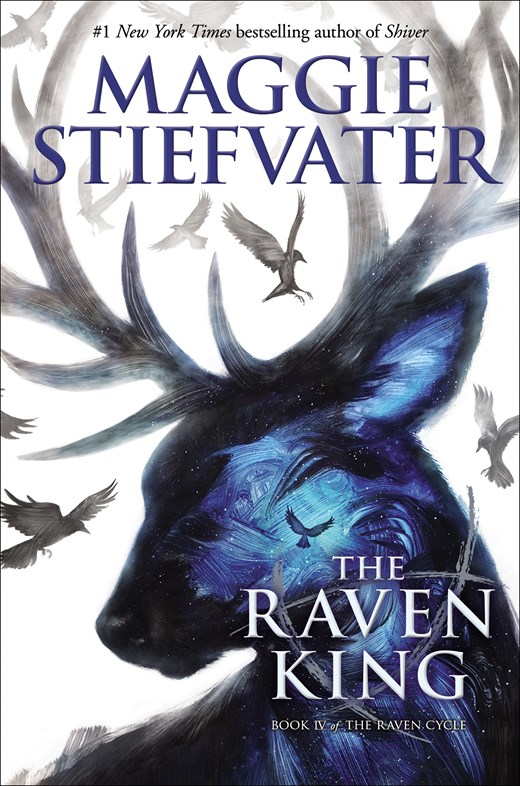 The Raven King (The Raven Cycle#4)