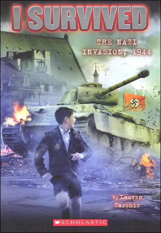 I Survived The Nazi Invasion 1944 (I Survived #9)