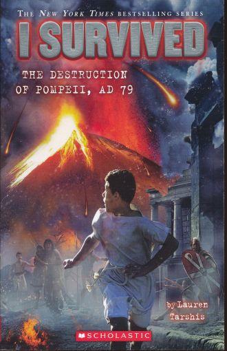 I Survived The Destruction Of Pompeii Ad 79 (I Survived #10)