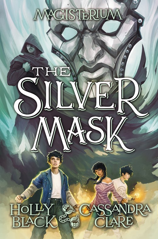 The Silver Mask (Magisterium (The Magisterium #4)