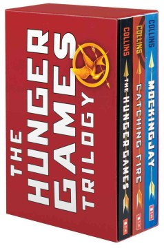 The Hunger Games Trilogy Boxed Set (The Hunger Games #1-3)
