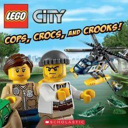 Cops Crocs And Crooks! (Lego City)