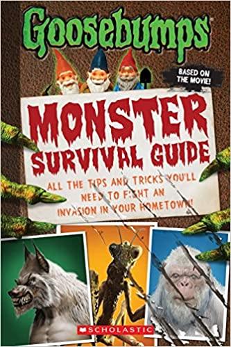 Monster Survival Guide (Goosebumps: Movie)