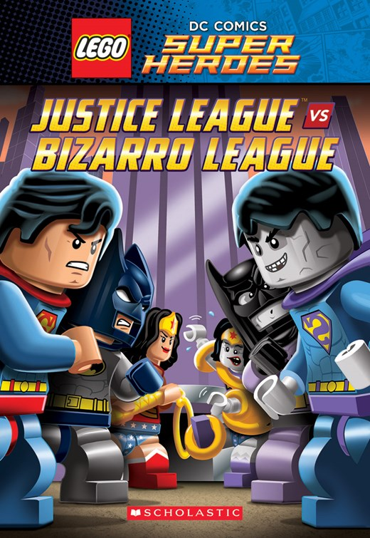 Chapter Book #1 (Lego Dc Super Heroes)