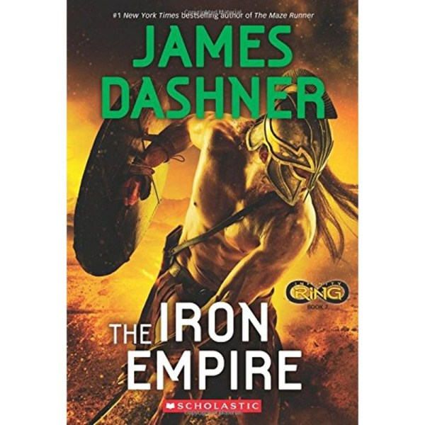 The Iron Empire (Infinity Ring Book 7)