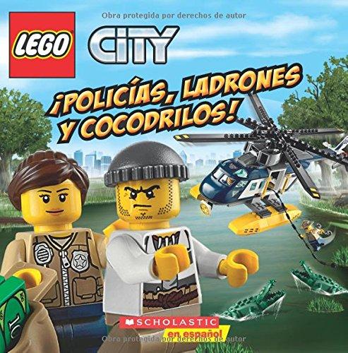 Lego City: �Polic�as Ladrones Y Cocodrilos! (Cops Crocks And Crooks!)