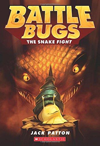 The Snake Fight (Battle Bugs #8)