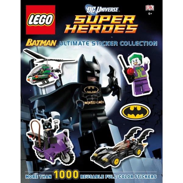 Ultimate Sticker Collection: Lego� Batman (Lego� Dc Universe Super Heroes)