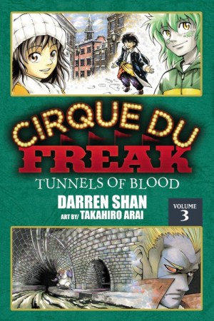 Cirque Du Freak: The Manga Vol. 3