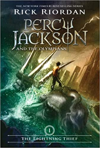 Percy Jackson And The Olympians Book One The Lightning Thief (Percy Jackson and the Olympians #1) One)