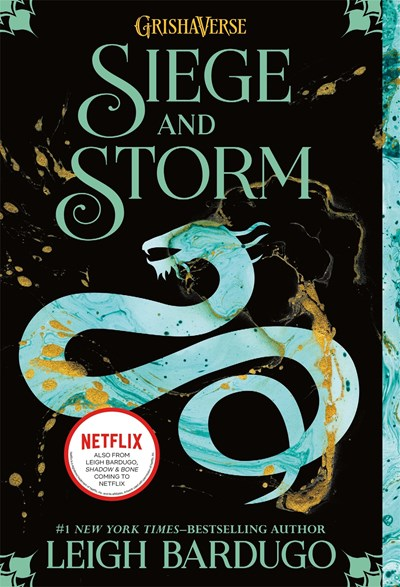 Siege And Storm (The Shadow and Bone #2)