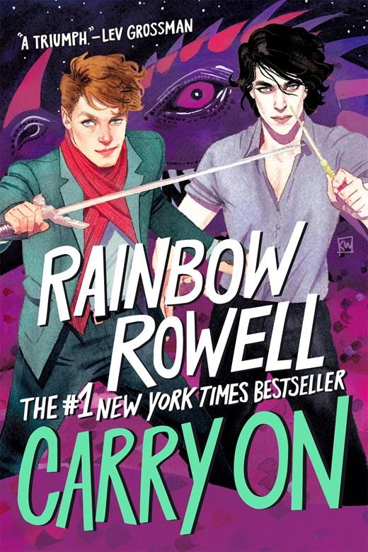 Carry On (Simon Snow #1)