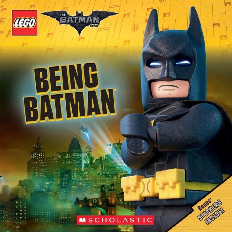 Being Batman (The Lego Batman Movie: 8x8)