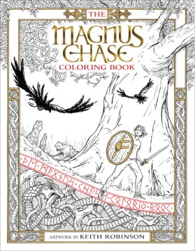 The Magnus Chase Coloring Book (A Magnus Chase Book)