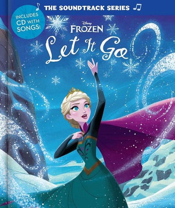 The Soundtrack Series Frozen: Let It Go