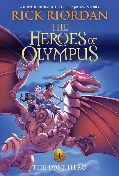 The Lost Hero (The Heroes of Olympus #1)