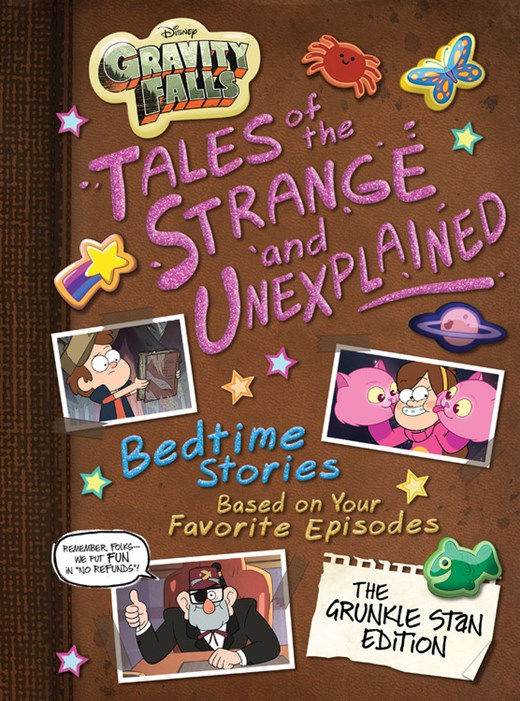 Gravity Falls Gravity Falls: Tales Of The Strange And Unexplained