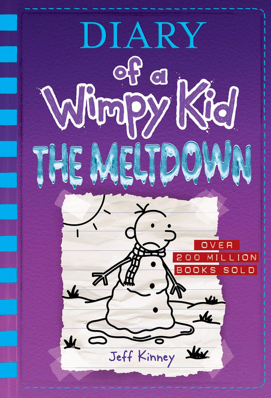 The Meltdown (Diary Of A Wimpy Kid (Book #1)3)