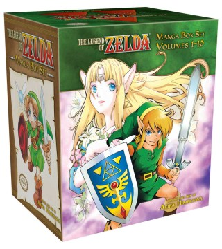 The Legend Of Zelda Complete Box Set