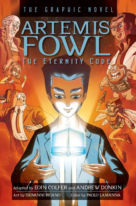 Artemis Fowl The Eternity Code Graphic Novel (Artemis Fowl)