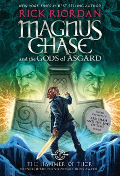 Magnus Chase And The Gods Of Asgard (Book #2) The Hammer Of Thor