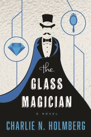 The Glass Magician (The Paper Magician #2)