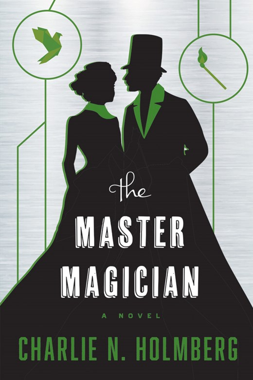 The Master Magician (The Paper Magician #3)