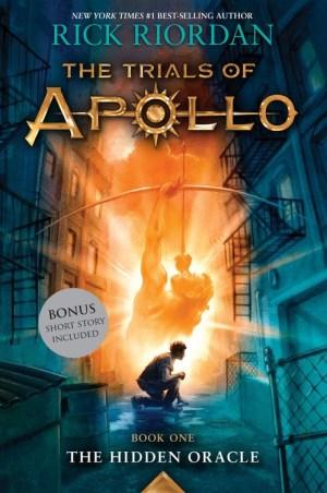 The Hidden Oracle (Trials Of Apollo #1)