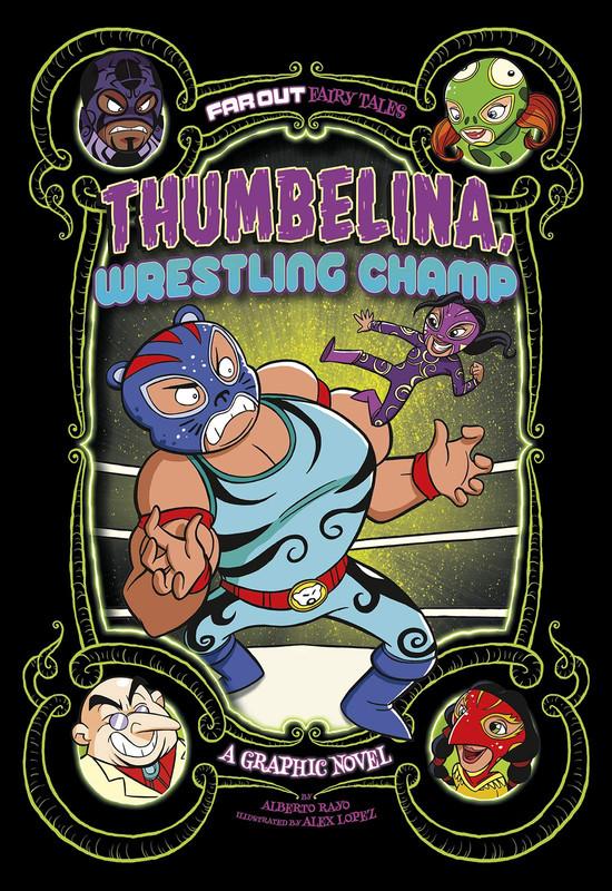 Thumbelina Wrestling Champ