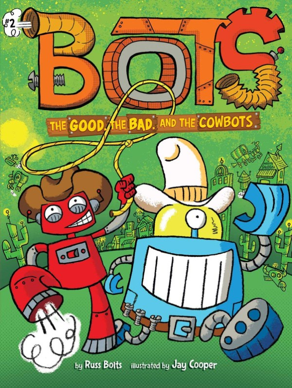 The Good The Bad And The Cowbots