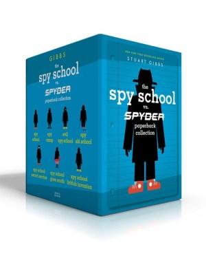 The Spy School vs. SPYDER Paperback Collection: Spy School, Spy Camp, Evil Spy School, Spy Ski School, Spy School Secret Service, Spy School Goes South, Spy School British Invasion
