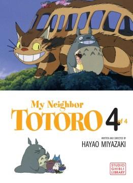 My Neighbor Totoro Film Comic Vol. 4