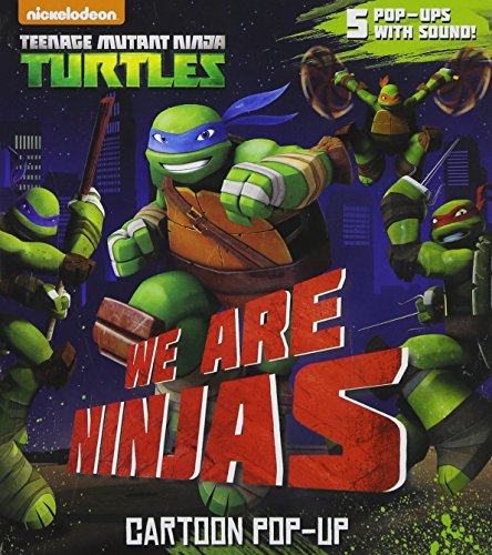 We Are Ninjas (Nickelodeon Tee