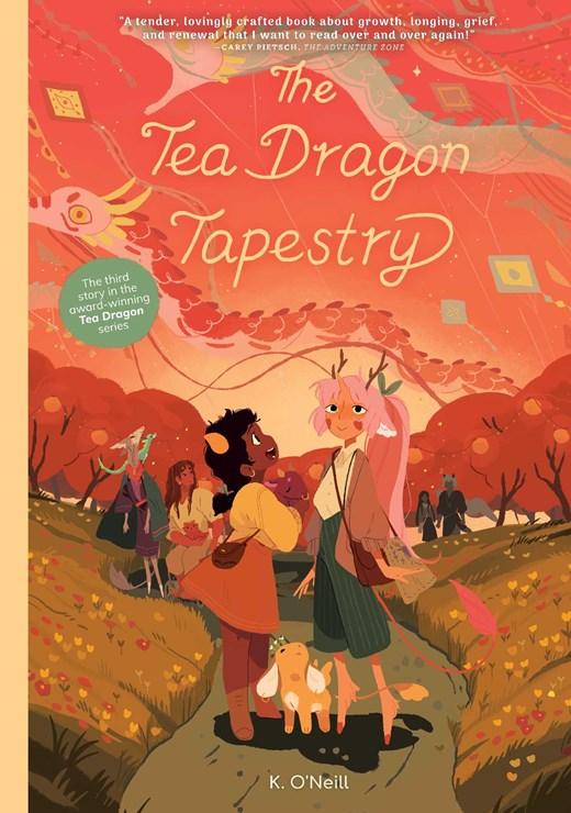 The Tea Dragon Tapestry (Tea Dragon #3)