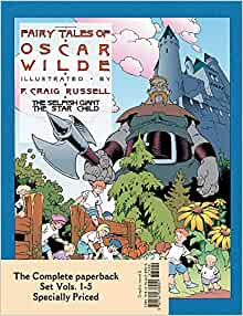 Fairy Tales Of Oscar Wilde: The Complete Paperback Set 1?5