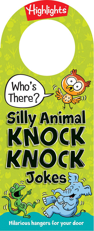 Who's There? Silly Animal Knock-Knock Jokes