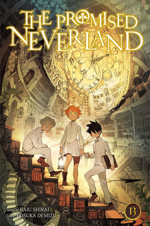The Promised Neverland Vol. 13